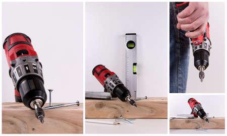 botch: collage cordless screwdriver