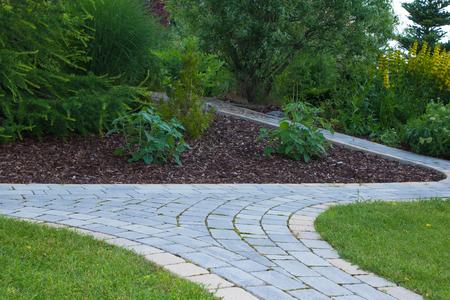infrastructures: kept garden Path