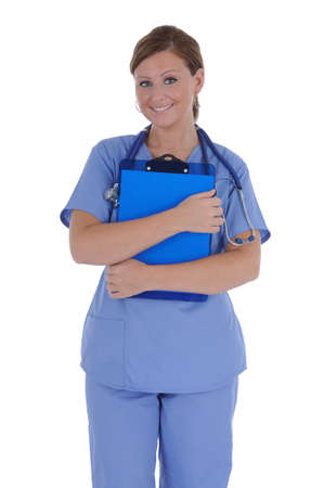 Female Nurse 05 Stock Photo - 7807073