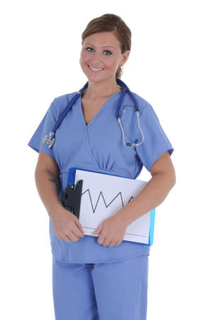 Female Nurse 06 photo