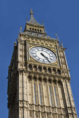 Big Ben tower in London Stock Photo - 13512655