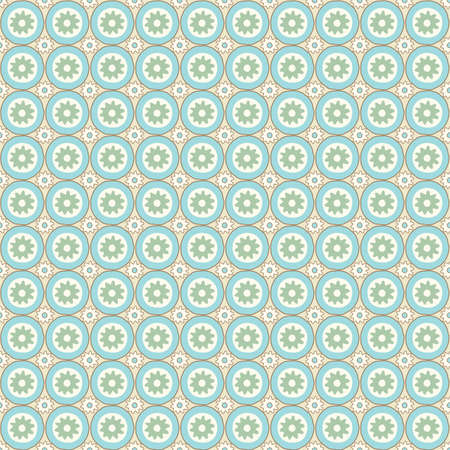 Abstract Texture light blue and brown seamless background.