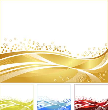 golden background: golden background