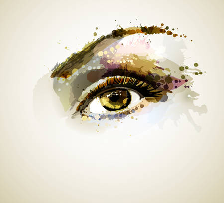 blots: Beautiful eye forming by blots