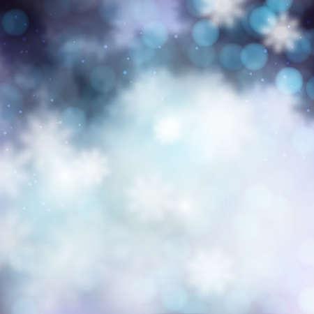 shine: elegant Christmas shine background