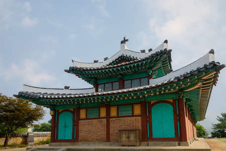 consecrated: Ganghwa Anglican Church of Korea which was consecrated in 1900