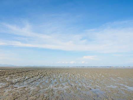 muddy: Muddy sea at Penang, Malaysia