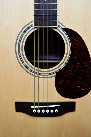 accords: Acoustic Guitar Isolated