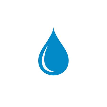 stopcock: Water drop icon. Vector illustration Illustration