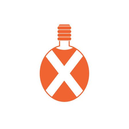 Camping flask vector icon. Tourist bottle isolated