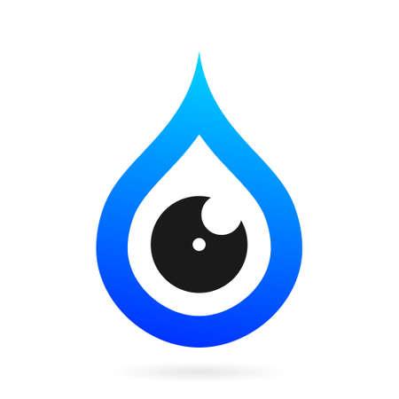 droplet eye camera template