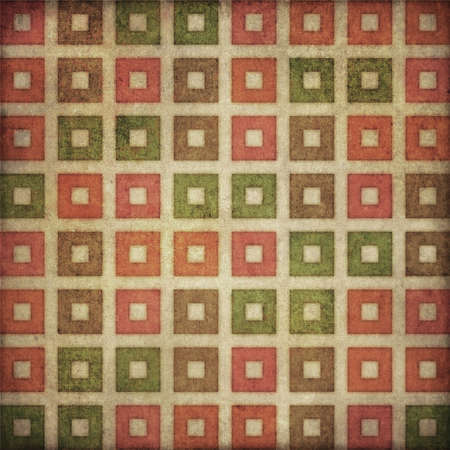 Grunge Harlequin Pattern Background with space for text or image Stock Photo - 16625396