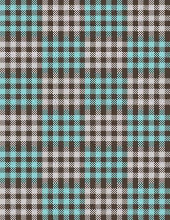 franela: Patr�n de la tela escocesa