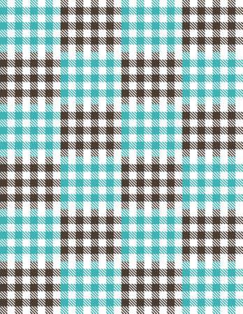 Plaid-Muster Vektorgrafik