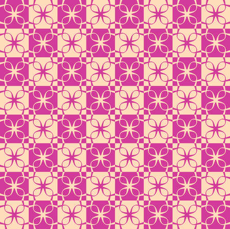Ribbon Abstract Checkered Background Pattern Tile