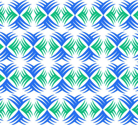 Abstract Background Texture Tile Palm Leaves Vector