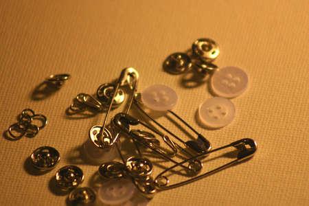 Stuff couture Banque d'images - 252335