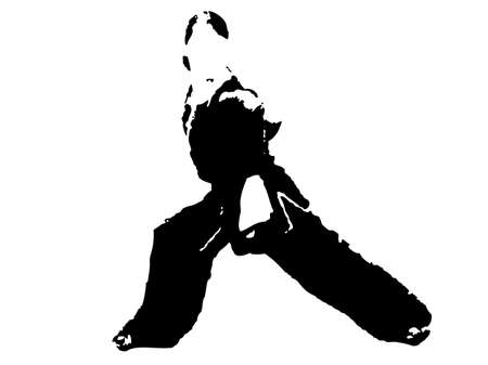 kung: Kung Fu Logo