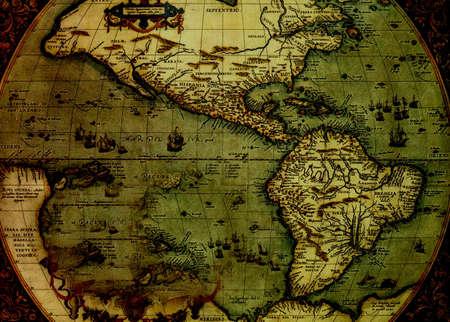 Treasure Map 1500s