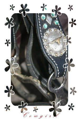 spoof: Cow Girl Spurs