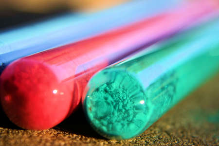 dry pigment