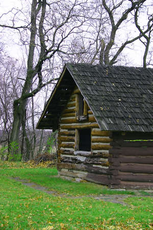 Log Cabin Imagens