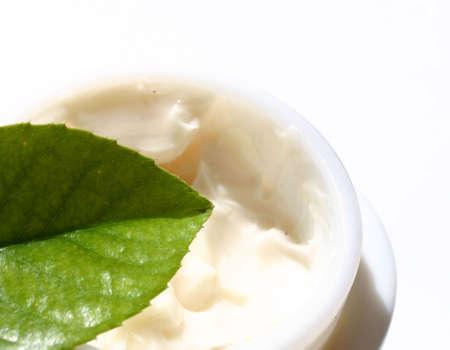 Jar of Face Cream Stock Photo - 771995