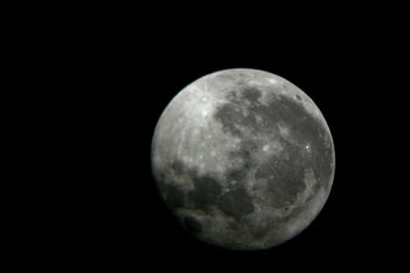 Full Moon Astro Photo
