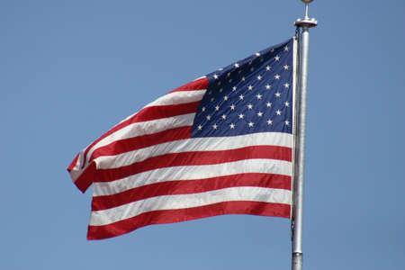 American Flag Фото со стока