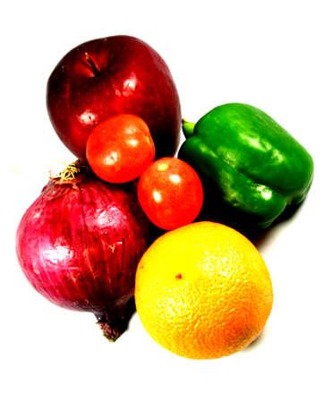 medley: Vegetable Medley Stock Photo