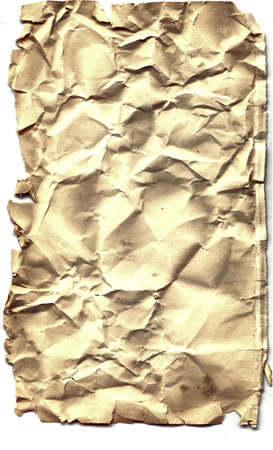 Wrinkly paper