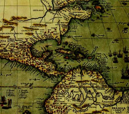 plundering: Pirate Treasure kaart