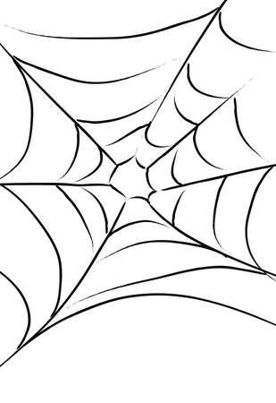 Web illustration Reklamní fotografie