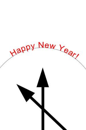Happy New year Фото со стока