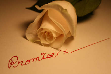 Do you promise