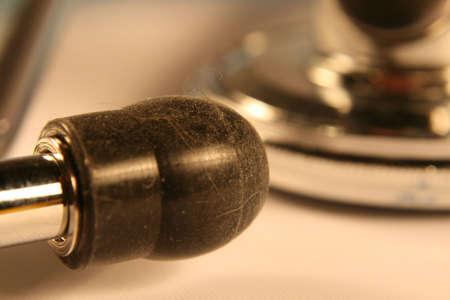 earpiece: stethoscope earpiece