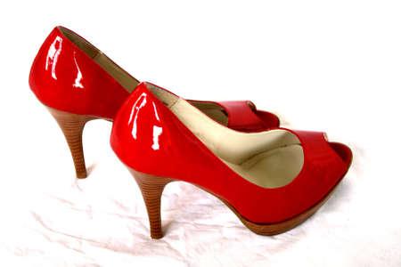 red heels: Sexy Red Heels