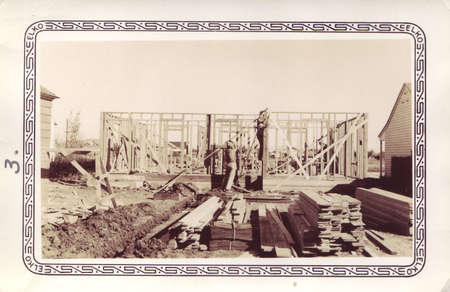 old photo: Old Construction
