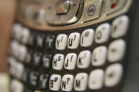 Old Phone Buttons