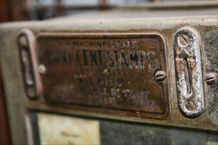 페니 우표 기계