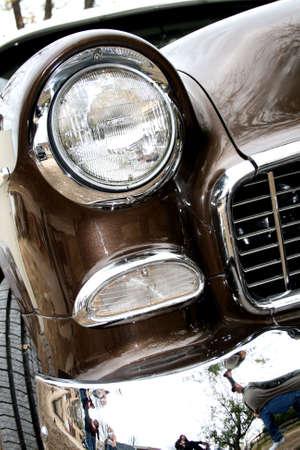 Old Car Stok Fotoğraf