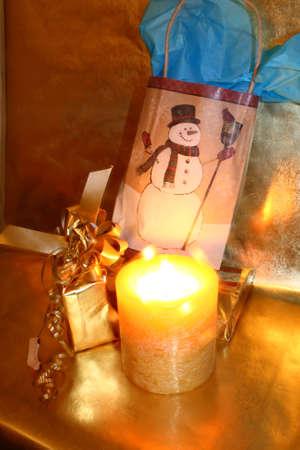 Christmas Presents Stok Fotoğraf