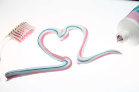 toothbrushing: The Dentist Stock Photo