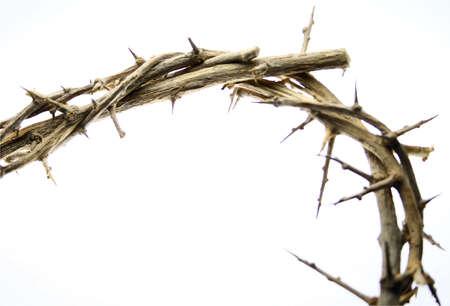 crucifix: Crown of Thorns