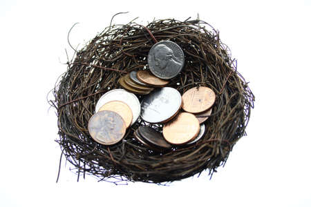 Saving Money Stock fotó
