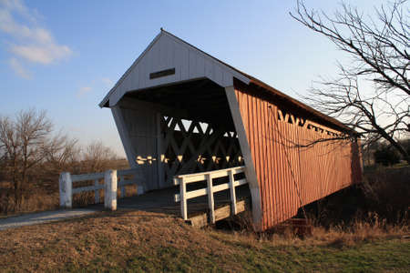 Madison County Iowa Bridge