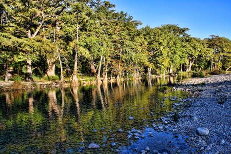 The Frio River