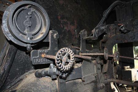 Inside An Old 1800s Steam Train