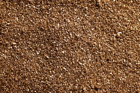 shimmery: Abstract gold background, golden sand