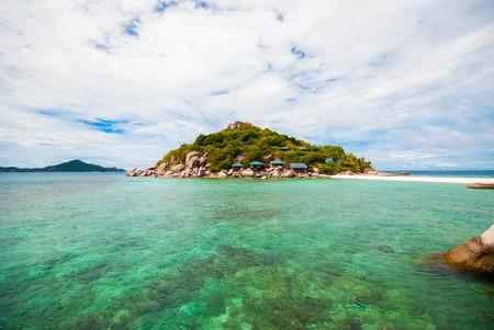 nang: Nang yuan Island,Surat Thani,Thailand